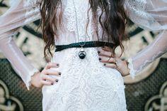 Lace Wedding Dress - Love!