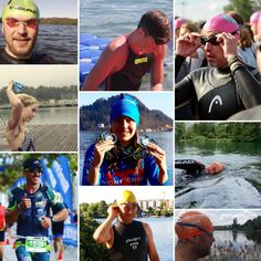 """Open Water Austria! It's time! The girls started, the boys are now moving in! Everyone is in the water! Summer has started, but we are looking forward to a hot autumn! Here they are: Piotr, Christoph, Yuri, Emma, Ola, Christina, Jürgen, Norbert, Remo, the Woerthersee-Swim Team! """"Woerthersee-Swim"""", September 5th and 6th, 2020! Open Water Swimming, Swim Team, Weather Conditions, Yuri, Austria, Boys, Girls, September, Autumn"""