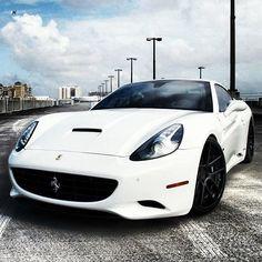 Slick Custom Ferrari California #ferraricalifornia