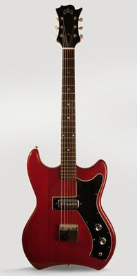 Guild  S-50 Jet Star Solid Body Electric Guitar  (1964)