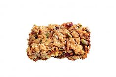 Combine 2 cups (180g) rolled oats, 1/2 cup (35g) Kellogg's All-Bran Original, 1/2cup (65g) reduced-sugar dried cranberries, 1/4 cup (50g) pepitas (pumpkin seeds), 1/4 cup (35g) slivered almonds, 1 tablespoon sesame seeds and 1 teaspoon ground cinnamon in a bowl. Stir in 1 Coles Brand Australian Free Range Egg white, 2 tablespoons melted reduced-fat canola spread, 1/4 cup (60ml) honey and 2 tbs almond spread. Press into a greased and lined 16 x 26cm slice pan. Bake at 180C for 30 mins or…