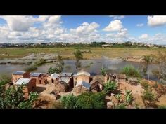 Take an aerial tour of Madagascar, and learn how its beautiful undeveloped landscape also poses healthcare challenges.