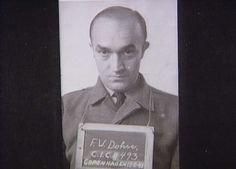 Dohse, F.W. SS-Untersturmführer. Chef for Gestapo i Odense i 1945
