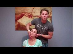 Encinitas Chiropractor - Neck Adjustment - Gonstead Cervical Chair C7 - YouTube