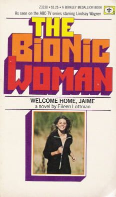 The Bionic Women, no one couldn't tell me as a kid I wasn't Jamie Sommers