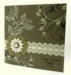 Jenfa Cards: Happy Birthday To You