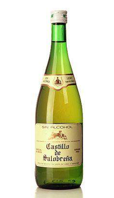Castillo de Salobrena Blanco - 1 Litre   Non alcohol drink, apple and grape for table