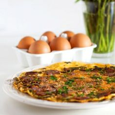The Italian Frittata (omelet) is probably one of the most traditional dishes of Italian culture ...