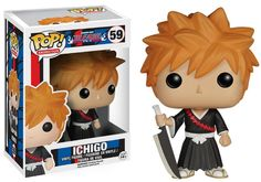 Partytoyz Inc. - Funko Pop! Animation Bleach Ichigo Vinyl Figure