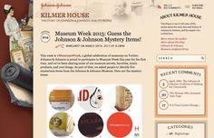 Kilmer House project brings Johnson & Johnson's history to life