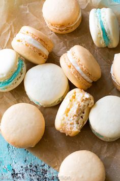 Here's exactly how to make French Macaron cookies-- everything explained on sallysbakingaddiction.com