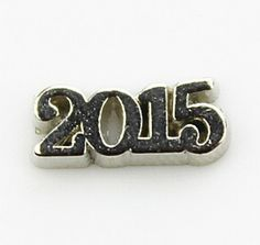 2015 Floating Locket Charm at www.showyourcharm.com Mark the special events in your life this year with our 2015 locket charm. Create a floating locket charm set to tell the story of your special event with more charms and gems from our collection.