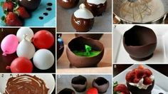 """Balloons can be very useful besides being fun. Check out these creative, easy DIY crafts you can do using balloons!! <a class=""""g1-link g1-link-more"""" href=""""http://www.stylisheve.com/creative-easy-diy-crafts-using-balloons/"""">More</a>"""