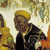 Africans in Medieval & Renaissance Art: The Three Kings - Victoria and Albert Museum