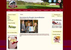 Cloughbane Farm Shop receives Investors in People accreditation