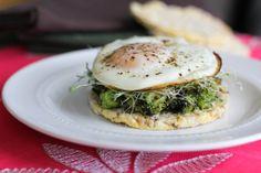 Broccoli Avocado and Egg Toast - Julie's Jazz | Idaho Falls Food Blog
