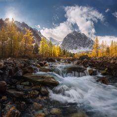 Altai by Daniel Korzhonov