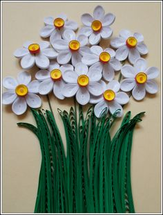 Quilling by Claudia and Dana Paper Quilling Cards, Paper Quilling Tutorial, Origami And Quilling, Paper Quilling Designs, Quilling Paper Craft, Quilling 3d, Quilling Patterns, Paper Crafts, Diy Crafts