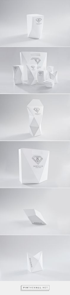 North Ice (Concept) - Packaging of the World - Creative Package Design Gallery - http://www.packagingoftheworld.com/2017/01/north-ice.html