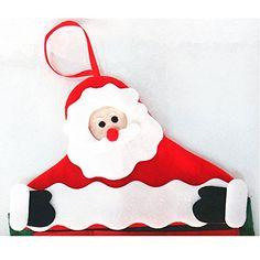 Shopline Santa Claus Calendar Christmas Kalendar Xmas ELK Advent Calendar ** This is an Amazon Affiliate link. To view further for this item, visit the image link.
