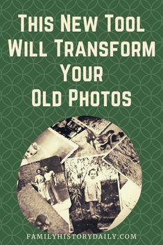Free Genealogy Sites, Family Genealogy, Old Family Photos, Old Photos, Family Tree Research, Genealogy Organization, Heritage Scrapbooking, Photo Restoration, Picture Albums