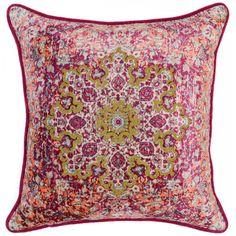 Bungalow Rose Princes Cotton Throw Pillow & Reviews | Wayfair