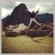 Outfit - Trip to Machupicchu- Cuzco-PERÚ
