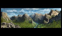 A+Landscape+by+truehorror666.deviantart.com+on+@deviantART