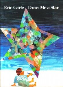 Eric Carle's draw me a star (Epiphany)