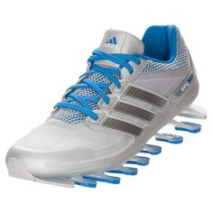 This is an interesting new concept- gotta check 'em out! adidas Springblade  Running