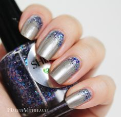China Glaze Hook and Line with Shimmer Kim