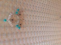 Collana Ventaglio/Vintage style necklace di justmyviewcreazioni, €20.00