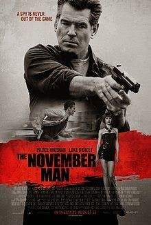 Watch New Movies Online: Watch The November Man full movie online free