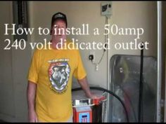 10 Best Trailer electrical images | Cargo trailer conversion ...  Amp Rv Plug Wiring Diagram Youtube on