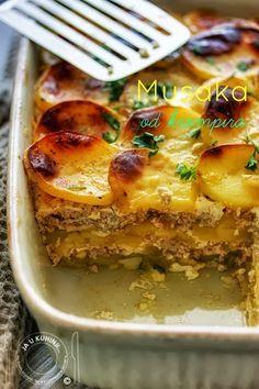 Musaka od krompira - Ja u kuhinji...