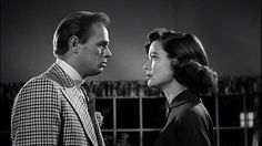 """""""night and the city"""":  starring richard widmark and gene tierney (1950)"""
