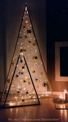 Easy Christmas Decorations, Modern Christmas Decor, Simple Christmas, Christmas Crafts, Christmas Christmas, Christmas Colors, Natural Christmas, Rustic Christmas, Handmade Christmas