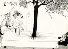 Alice in Wonderland Illustrated by Ralph Steadman: steadman_alice18.jpg