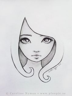 Line art drawings sketches portraits best Ideas Disney Drawings Sketches, Girl Drawing Sketches, Girly Drawings, Sketchbook Drawings, Art Drawings Sketches Simple, Pencil Art Drawings, Anime Girl Drawings, Pencil Sketch Art, Pencil Sketches Easy