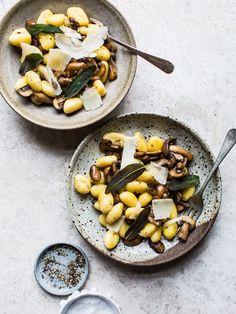 Mushroom & Sage Butt