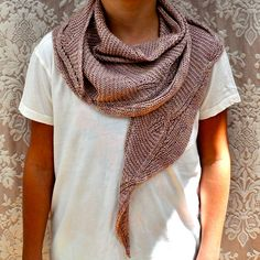 Ravelry: Project Gallery for Marin pattern by Ysolda Teague