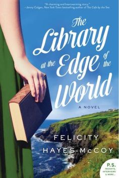 The Library at the Edge of the World by Felicity Hayes-McCoy | A great new read makes for a happy holiday indeed. If one of your favorite things to do over the Thanksgiving holiday is curl up with a good book, you're not alone. According to an independent survey, Barnes & Noble has discovered that the day before Thanksgiving (a.k.a. Thanksgiving Eve) is also Americans' busiest reading day of the year. The survey found that 77% of Americans read one or more books, newspapers, or magazines…