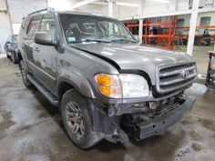 Parting out 2004 Toyota Sequoia – Stock # 150221 « Tom's Foreign Auto Parts – Quality Used Auto Parts -   Every part on this car is for sale! Click the pic to shop, leave us a comment or give us a call at 800-973-5506!