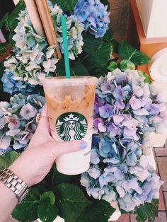 COFFEE IN DISNEYLAND CA. Photographed by Whitney Micaela. Coffee by Starbucks VSCO GRID #whitneymicaelaphoto