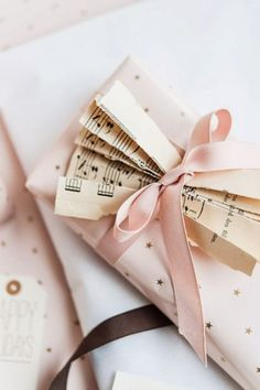 Music Wrapping