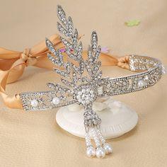 Pearl Tassels Headbands //Price: $13.48 & FREE Shipping //     #hashtag3