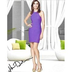 Heather Dubrow, The Real Housewives Of Orange County, Signed, Autogrpahed, 8X10 Photo, a COA With The Proof Photo Of Heather Signing Will Be Included. Star