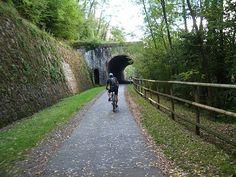 Rutas Mar & Mon: Via Verde-Ruta del Ferro y el Carbó (Ripoll)