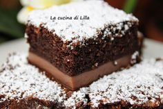 La cucina di Lilla (adessosimangia.blogspot.it): Torte: Torta magica al cacao