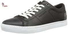 Tommy Hilfiger J2285ay 7a1, Sneakers Basses Homme, Noir (Black 990), 43 EU - Chaussures tommy hilfiger (*Partner-Link)